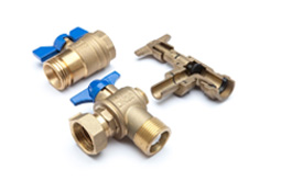 Valves for water applications